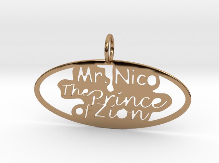 MrNico 3d printed