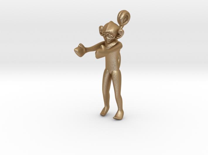 3D-Monkeys 056 3d printed