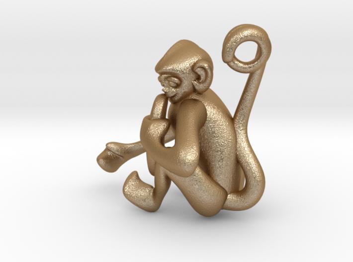 3D-Monkeys 062 3d printed