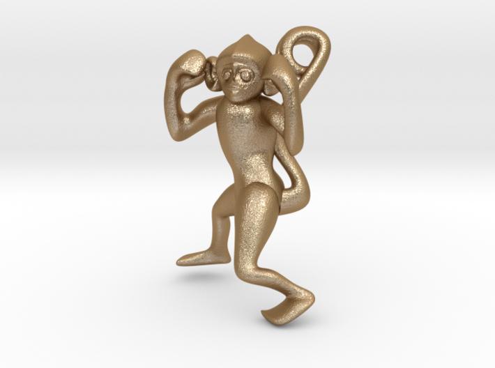 3D-Monkeys 070 3d printed