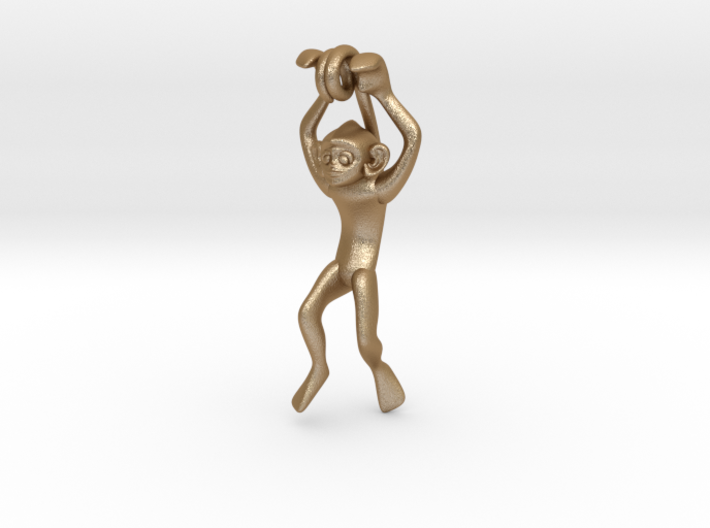 3D-Monkeys 090 3d printed