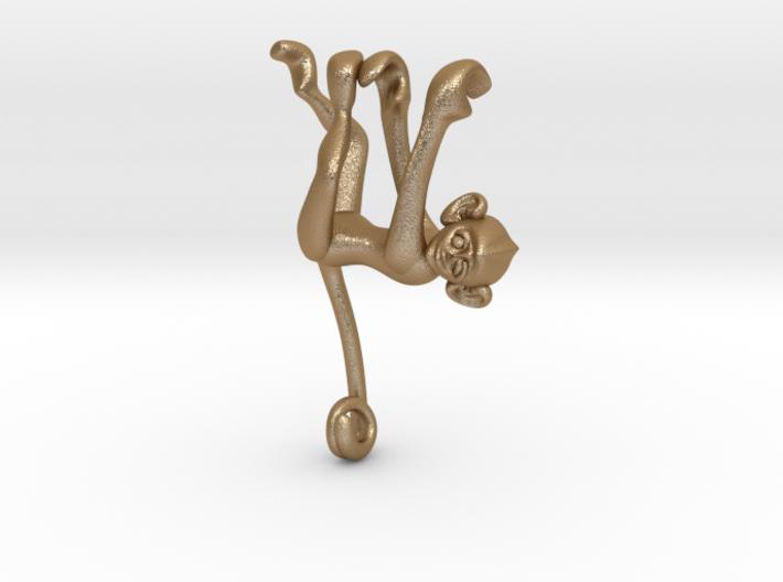 3D-Monkeys 111 3d printed