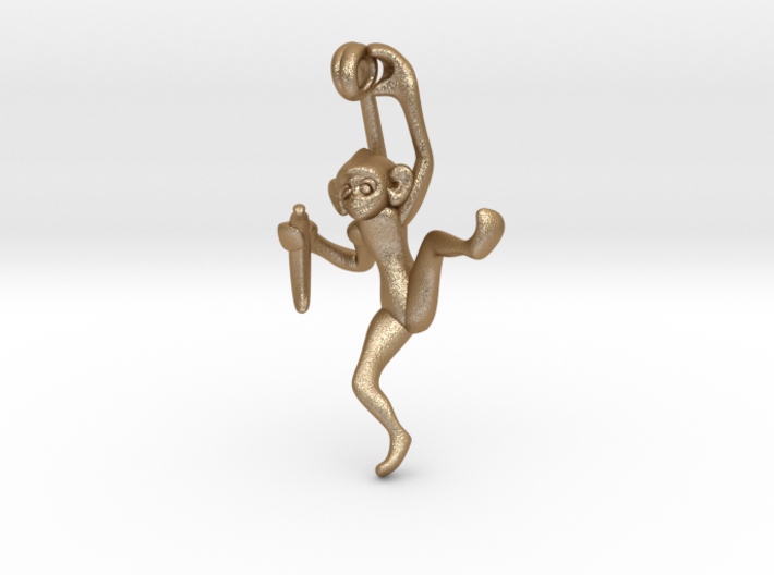 3D-Monkeys 118 3d printed