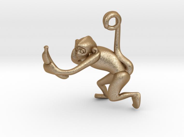 3D-Monkeys 131 3d printed