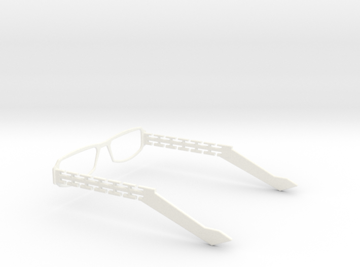 Glasses - Type2 3d printed