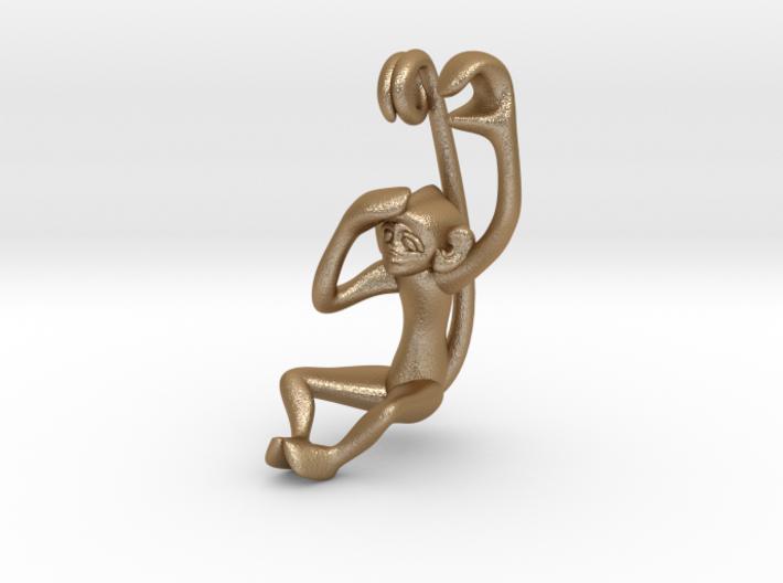 3D-Monkeys 172 3d printed