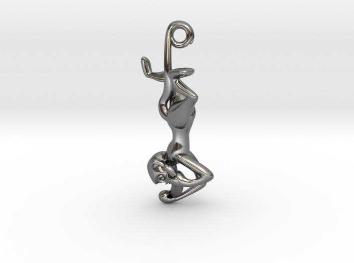 3D-Monkeys 189 3d printed