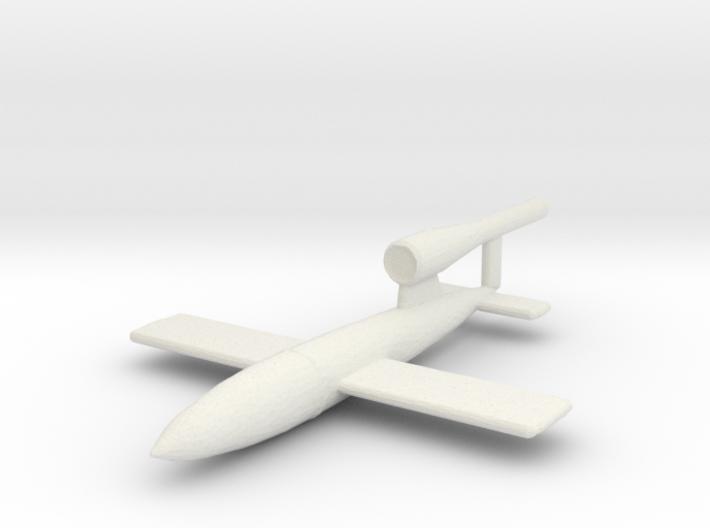 V-1 Flakzielgerät 76 Flying Bomb 'Doodlebug' 3d printed