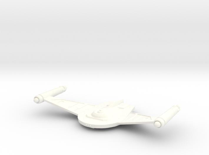 V8 WarBird Class HvyCruiser 3d printed