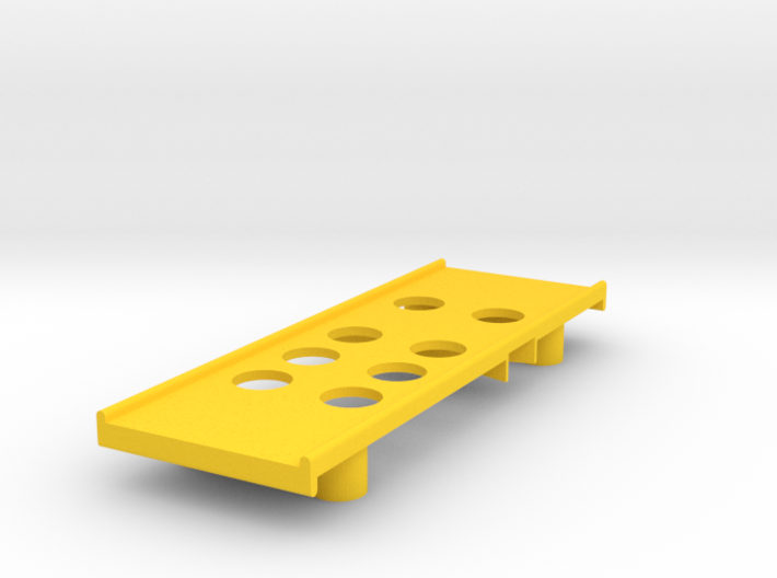 Yokomo 834b Battery Tray 3d printed
