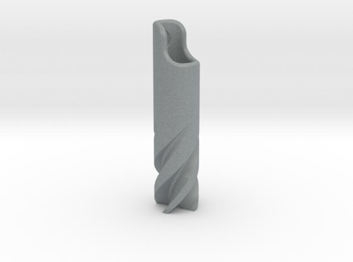 EndMill Keychain 3d printed