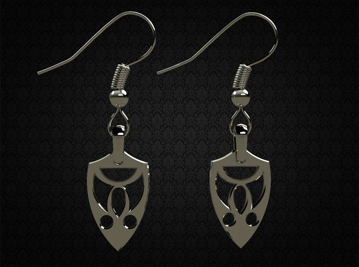 EA-Earrings   3d printed