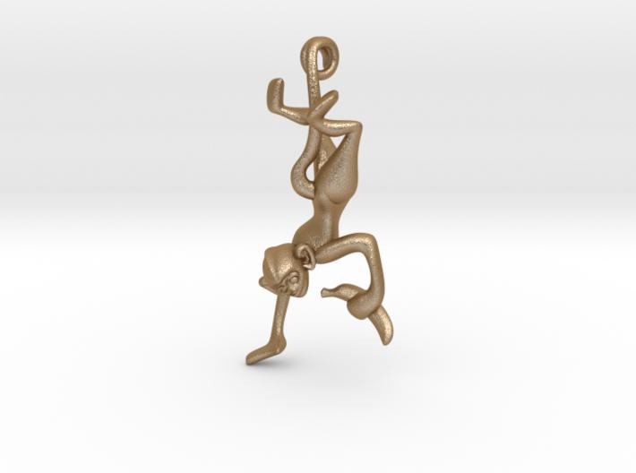 3D-Monkeys 226 3d printed