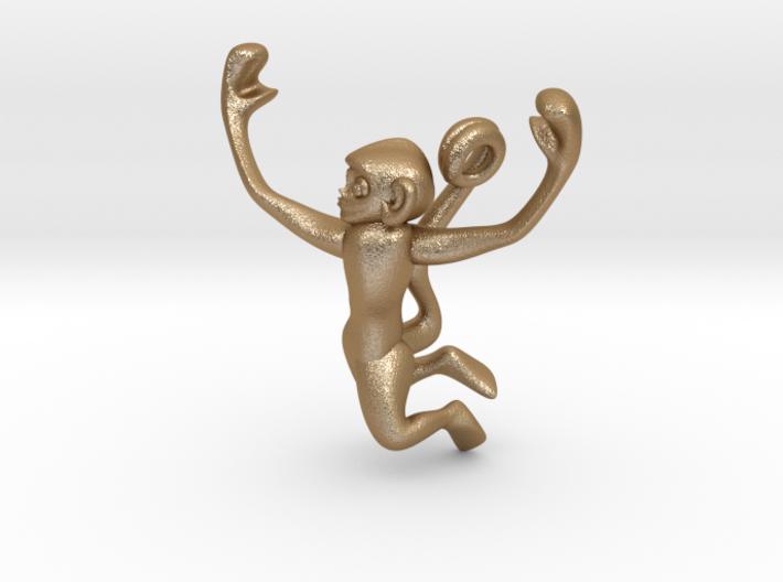 3D-Monkeys 243 3d printed