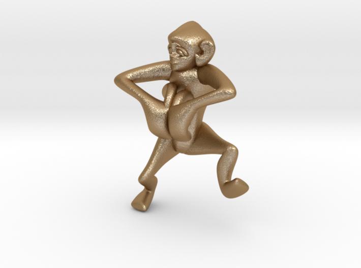 3D-Monkeys 271 3d printed