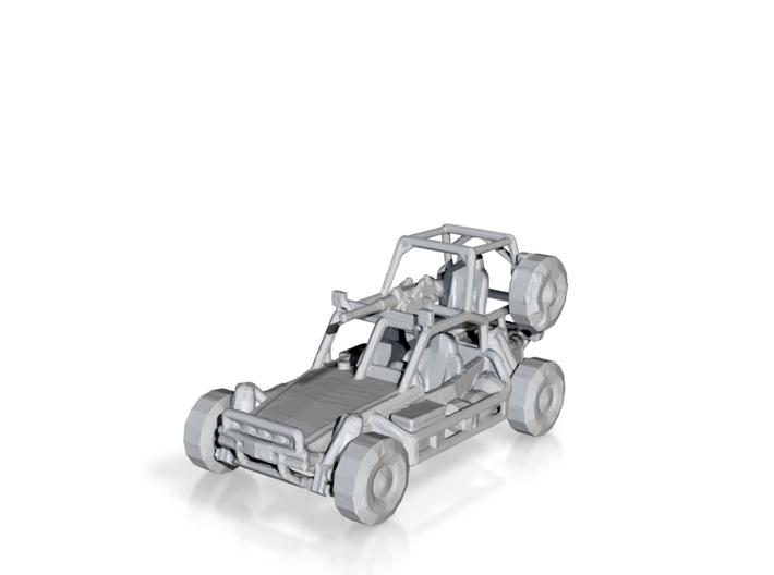 Desert Patrol Vehicle Chenowth 3d printed