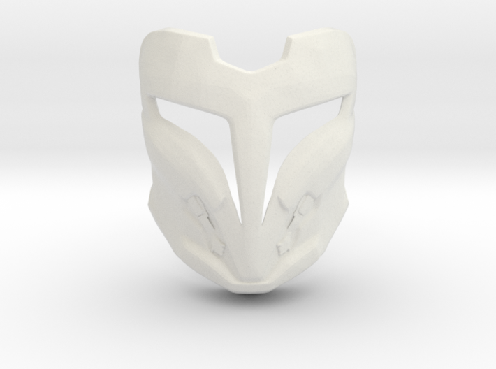 Arcann Mask Two Sided, Star Wars: The Old Republic 3d printed