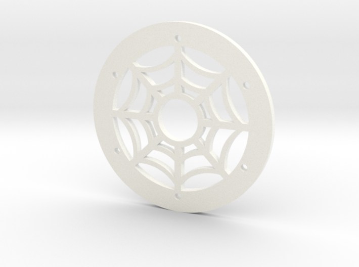 1.9 Spider Ring 3d printed