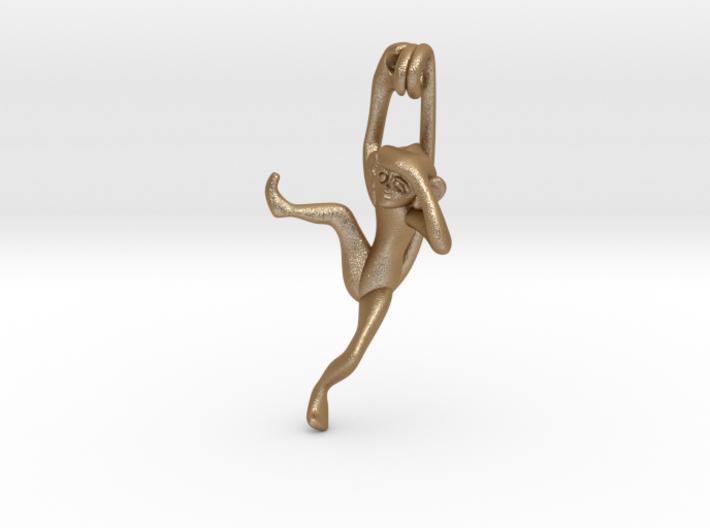 3D-Monkeys 349 3d printed