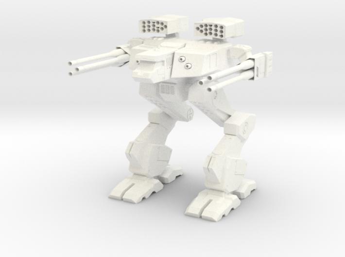 Mech 3d printed