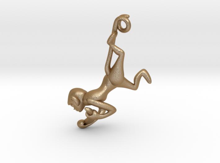3D-Monkeys 360 3d printed