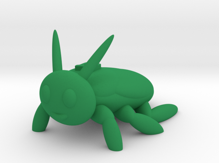 Cockroach (Nikoss'Insects) 3d printed