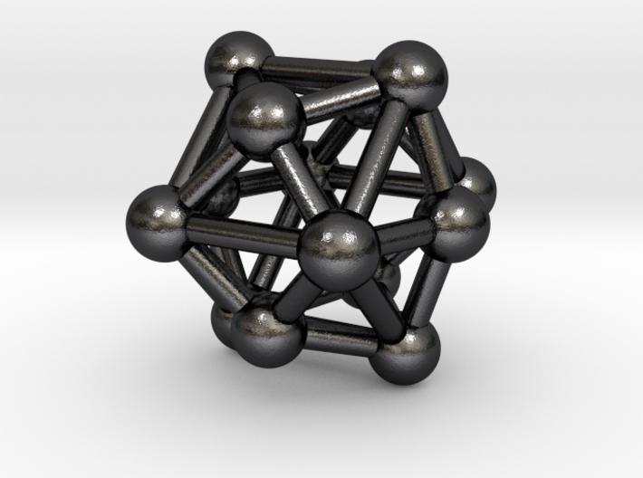 0333 Tetrakis Hexahedron V&E (a=1cm) #003 3d printed
