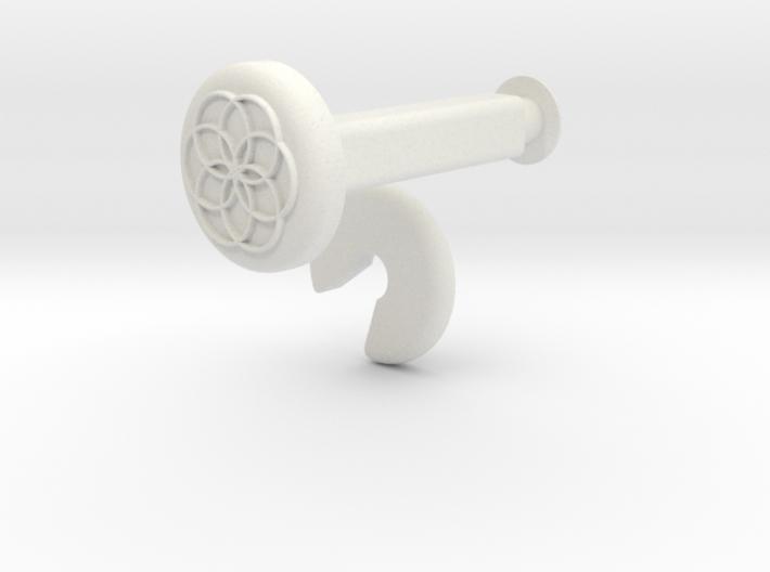 XuGong V2 - Locks for Vibration Dampers 3d printed