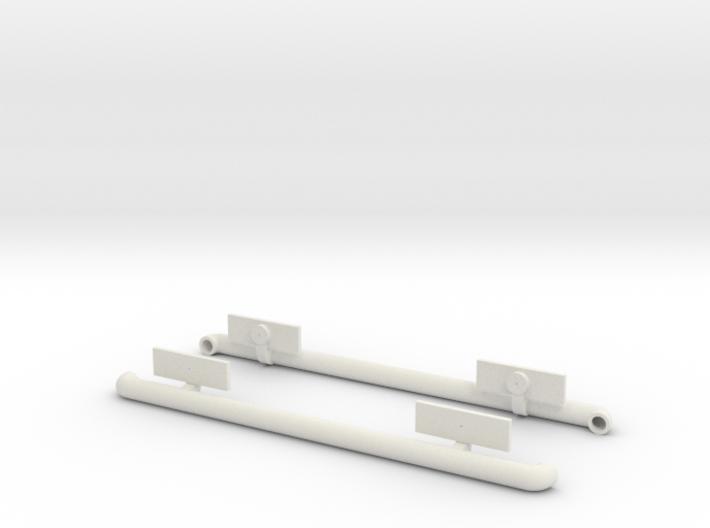 Tamiya Jimny MF01-X sidebar 3d printed