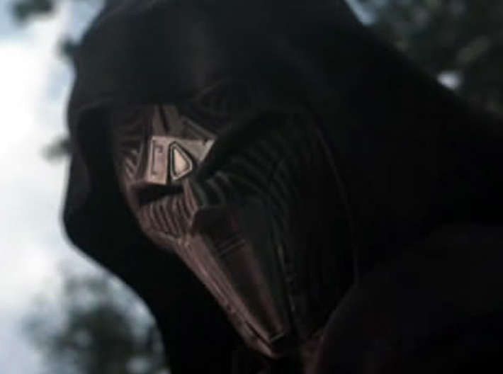 Sith Acolyte V2 Star Wars: The Old Republic 3d printed