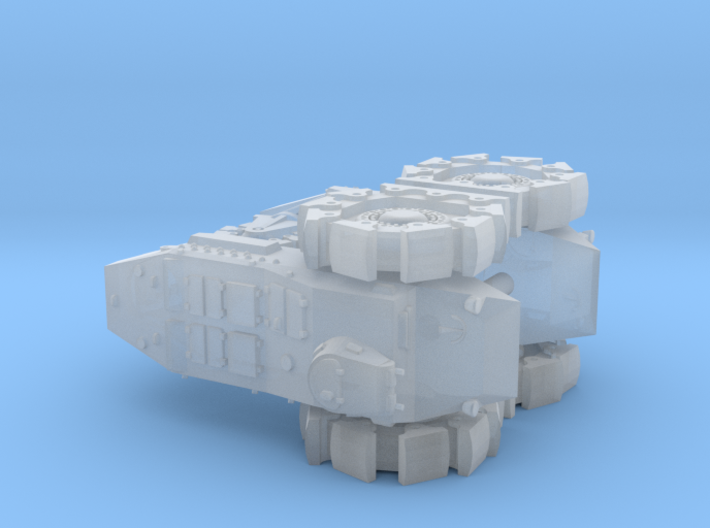 Allkett Minenroller VsKfz 617 1/285 6mm 3d printed