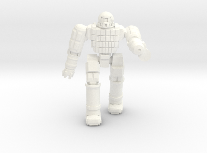 Ares IV Battlesuit (Pose 1) 3d printed