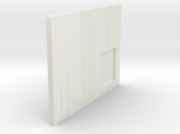 LPA NN-14 - Left side plate 3d printed