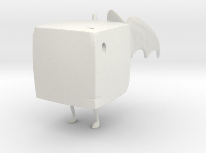 Demon Brick 3d printed
