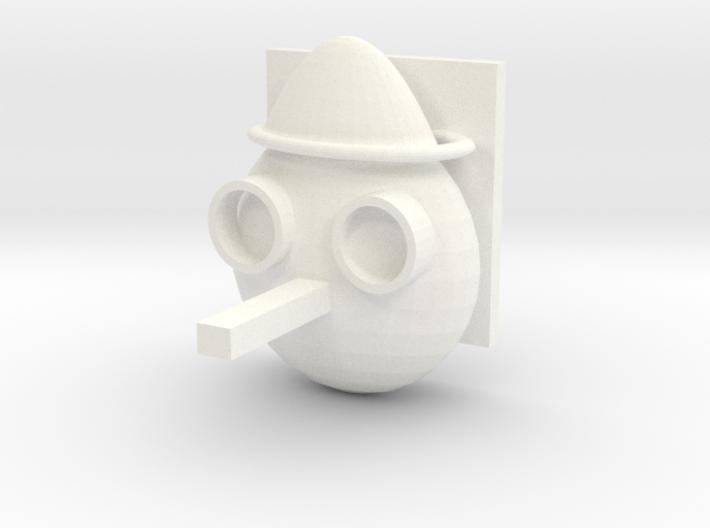 Marionette Hook 3d printed