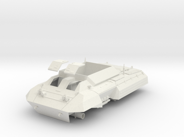 M20 APV Body(1:18 Scale) 3d printed