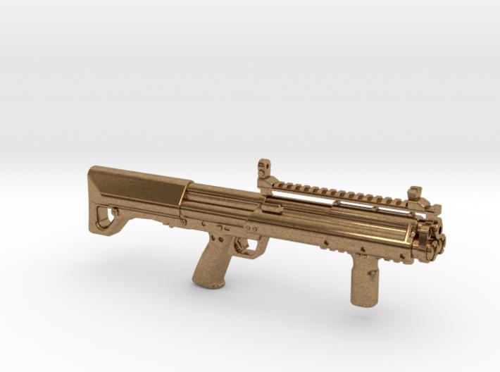 Kel-tec Ksg 12gauge Shotgun Keychain-2 3d printed