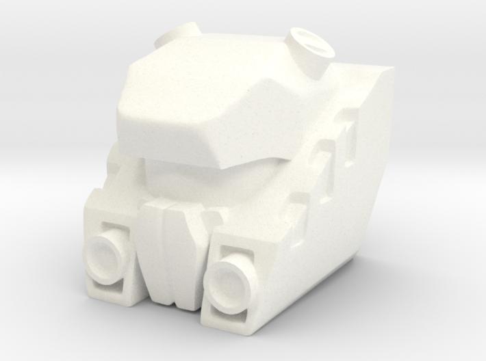 Autorooper Head for Combiner Wars Rook 3d printed