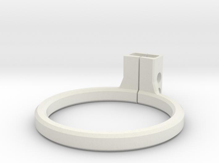 OD Fundus - Lens Mount (20D) 3d printed