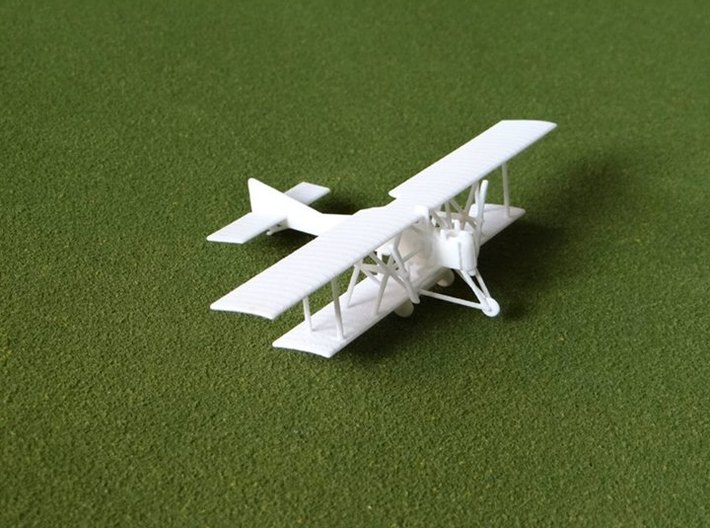 Salmson-Moineau S.M.1 1:144th Scale 3d printed