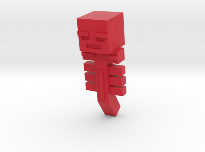 Redstone Wither 3d printed