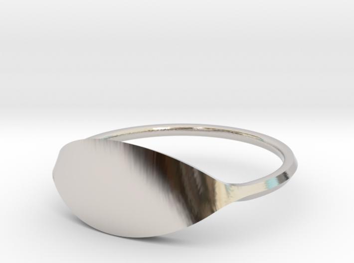 Eye Ring Size 10 3d printed