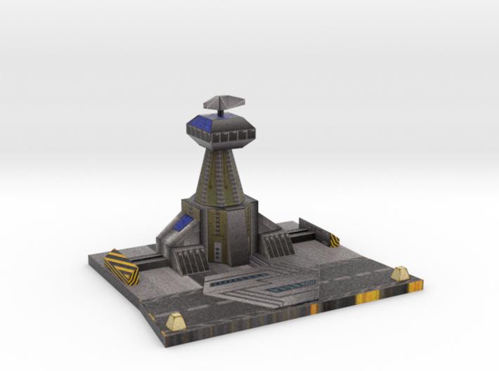 Arm Adv. Aircraft Plant 3d printed
