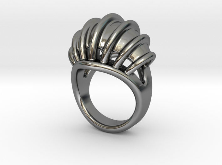 Ring New Way 28 - Italian Size 28 3d printed