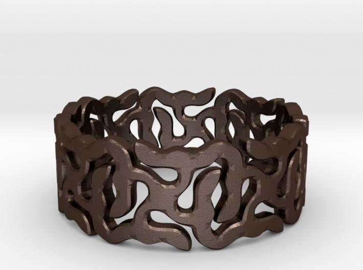 MCG Ring C 3d printed
