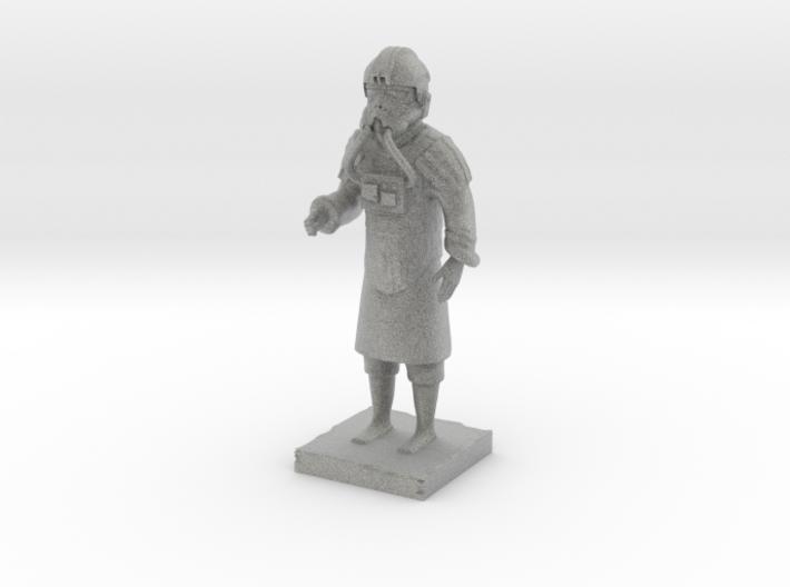 Terracotta Pilot 3d printed