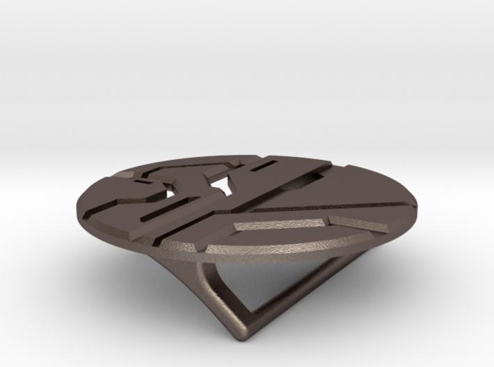 Reclaimer-Belt Buckle 3d printed