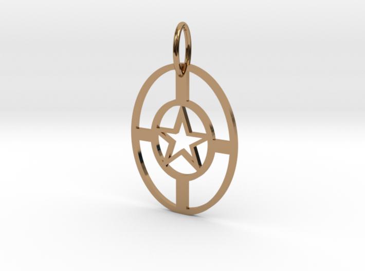 StarNecklace 3d printed