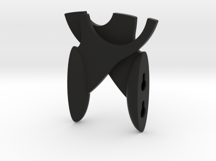 Kylo Ren Force FX Lightsaber Stand 3d printed