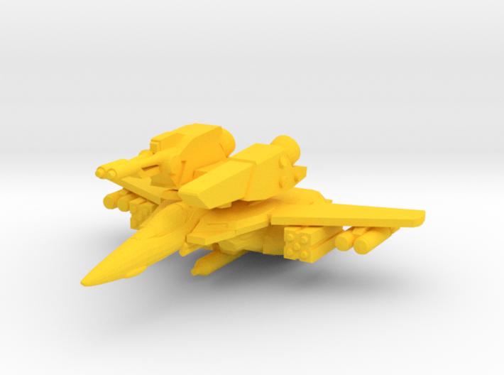 VF-1S Strike 1/350 3d printed